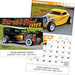 Street Rod Fever Wall Calendars